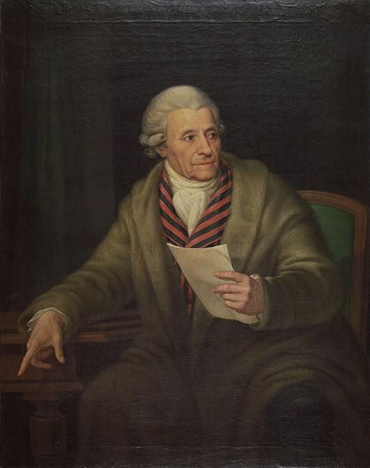 Friedrich Gottlieb Klopstock, Maler: Anton Hickel