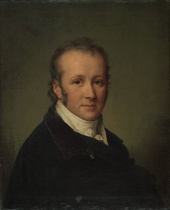 Charles François Dominique de Villers, Maler: Friedrich Carl Gröger