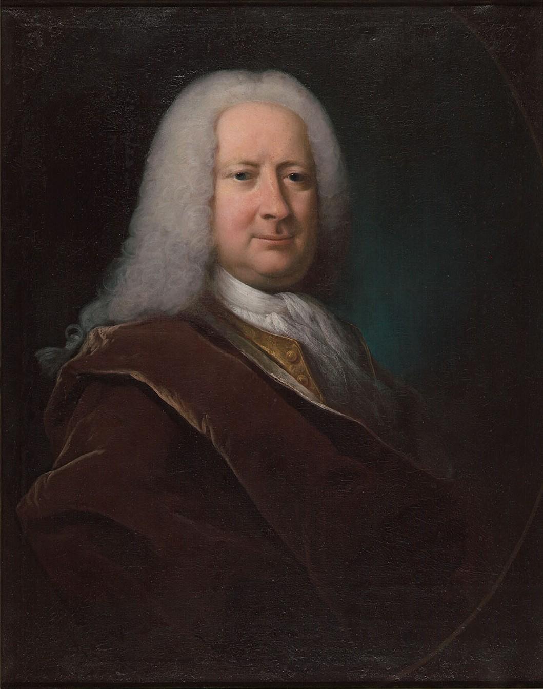 Johann Friedrich Tönnies, Maler: Anton Paulsen