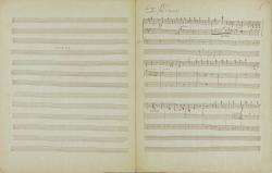F. Liszt: Transkription 'Es ist genug', S. 1
