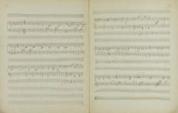 F. Liszt: Transkription 'Es ist genug', S. 4u.5