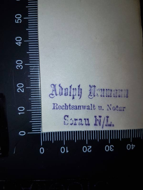 [Translate to Englisch:] Neumann, Adolph