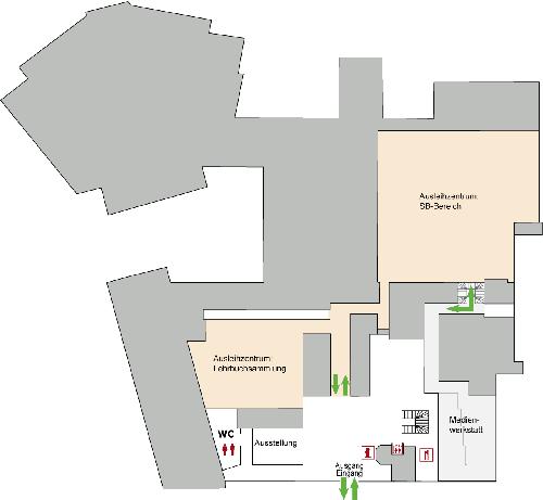 Gebäudepläne