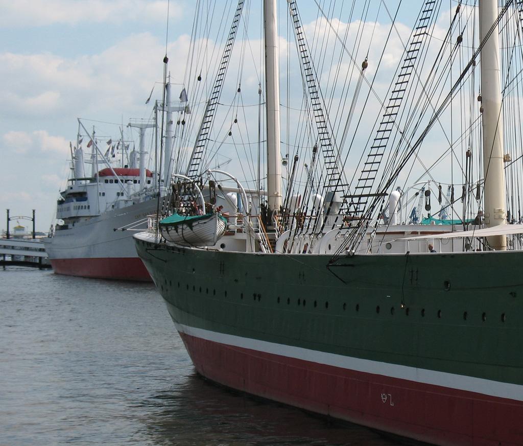Ship Rickmer Rickmers
