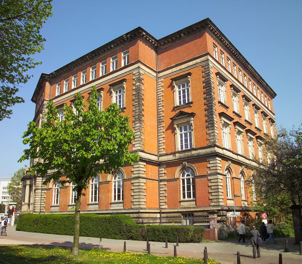 Hamburg State Library