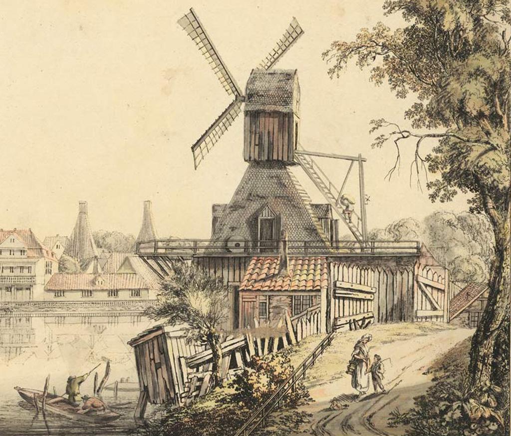 Mühle beym Lombard