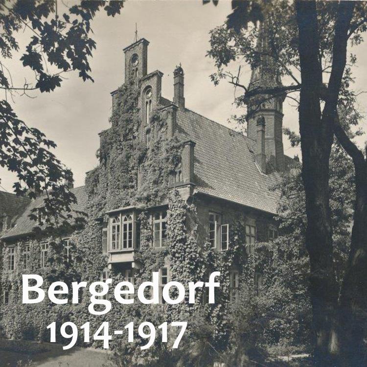 Zum Bergedorf Blog 1914-1917