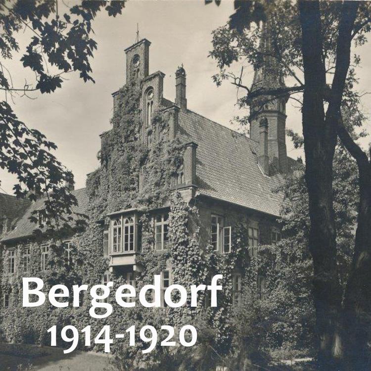 Bergedorf Blog 1914/20