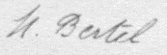 Bertel, H.