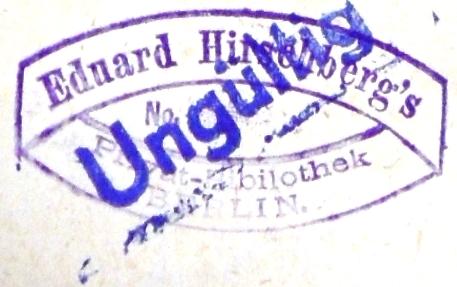 Hirschberg, Eduard