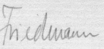 Friedmann, ...