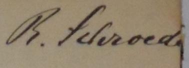 Schroeder, R.