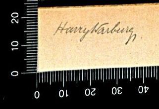 Warburg, Harry
