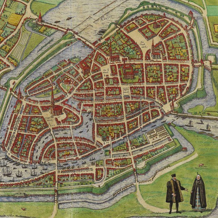 Hamburg 16. Jahrhundert