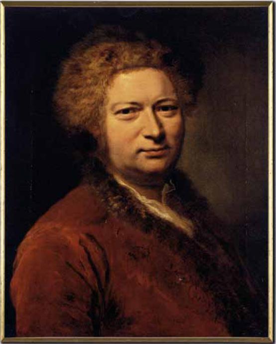 Man muß ein Europäer sein. Friedrich von Hagedorn (1708-1754)