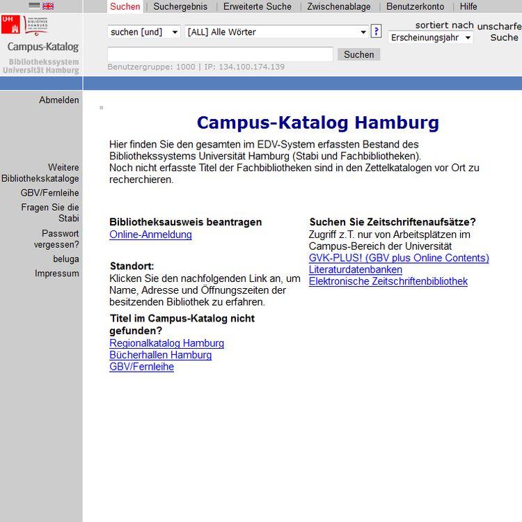 Campus-Katalog