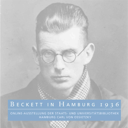 Beckett in Hamburg 1936