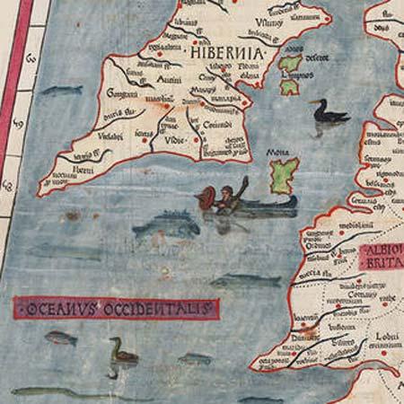 Der Atlas des Claudius Ptolemaeus