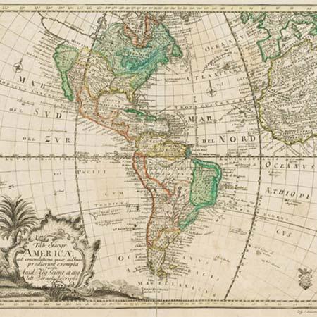 EULER, Leonhard: Geographischer Atlas. Berlin, Johann Michael Kunst, [1783].