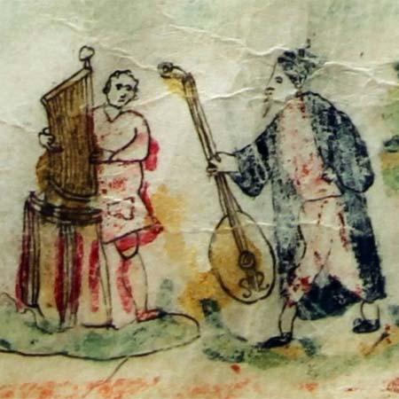 Esther-Rolle (Megillat Esther) zum Purim-Fest