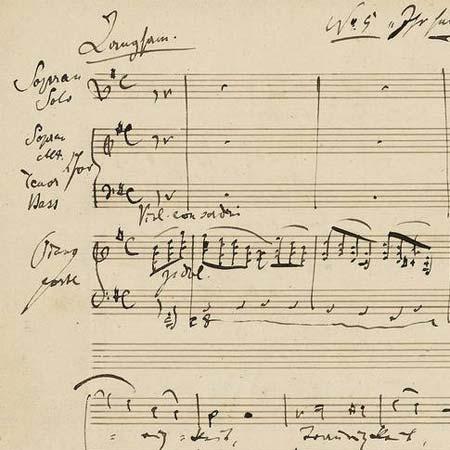 Johannes Brahms: Ein deutsches Requiem op. 45