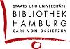 Logo der Staats- und Universitätsbibliothek Hamburg Carl von Ossietzky